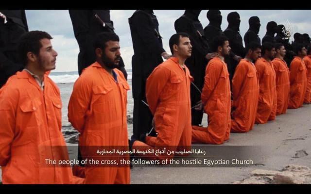 coptic martyrs 150215